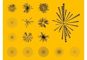 Bursting Stars Graphics