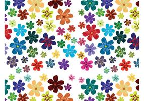 Padrão Flores Flores