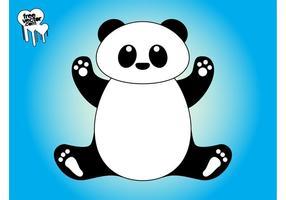 Cartoon Panda Graphics