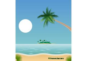Palm Tree Vector | Free Vector Art at Vecteezy!