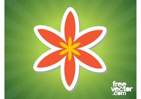 Flower Sticker Graphics