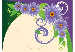 Background-with-purple-flowers