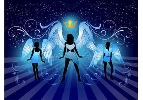 Sexy Angels Graphics