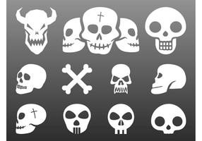 Skulls-and-bones-set