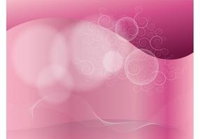 Modelo de fundo rosa