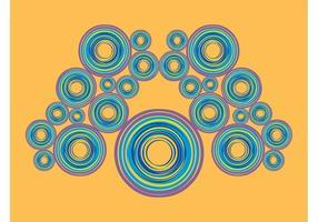 Colorful Circles Layout