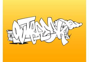 Nucleaire bom graffiti