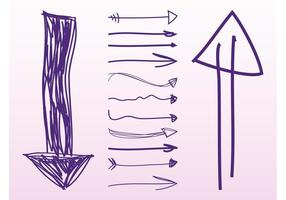 Hand-drawn-arrows-pack