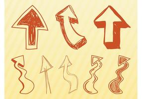 Desenhos de seta