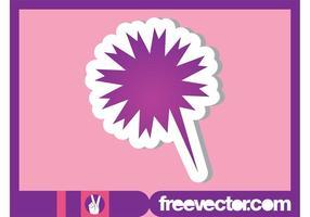 Speech-balloon-sticker-template