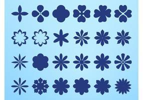 Blüten-Ikonen