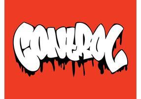 Graffiti de contrôle