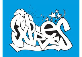 Express Graffiti Piece