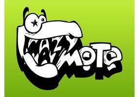 Crazy moto graphics
