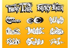Auto Graffiti Set