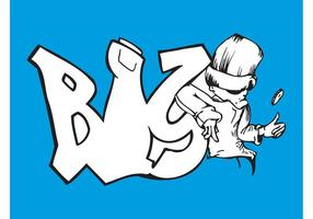 Gangster Graffiti