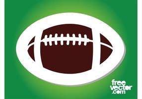 American Football Sticker