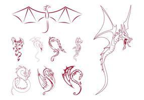 Esquemas del dragón
