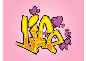 Life Graffiti Piece