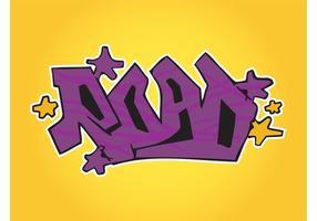 Graffiti de estrada