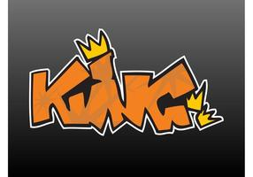 Graffiti Letters Free Vector Art - (2026 Free Downloads)