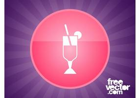 Cocktail-Icon-Grafiken