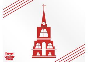 Christian Church Silhouette