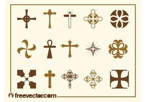 Crosses Set