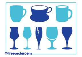 Cups-and-glasses-set