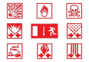 Warning Signs Graphics