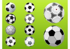 Soccer Balls Set
