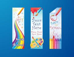 Banners Back To School