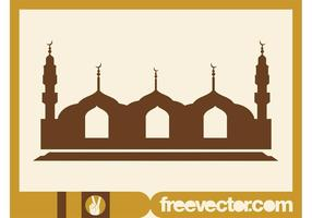 Mosque Vector Graphics