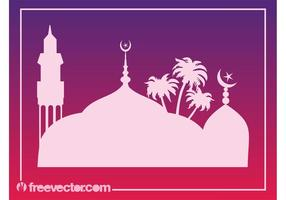 Moschee-Grafiken