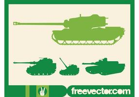 Militaire Tanks Graphics
