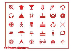 Hazard Symbols And Icons