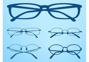 Glasses Frames Vectors Set
