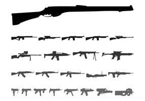 Automatic Guns Set
