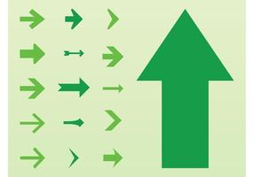 Arrows Graphics Set
