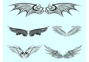 Pairs Of Wings