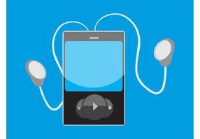 MP3 Player Graphics