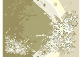 Background-template-with-flowers-design