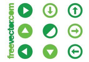 Round Icons Graphics