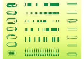 Décorations géométriques abstraites