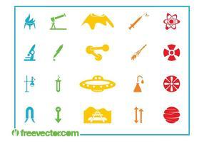 Icon Set Graphics