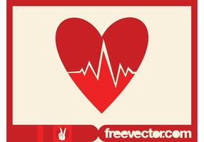 Ícone de cardiologia cardíaca