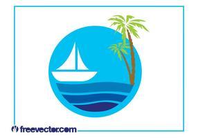 Sea Icon Graphics