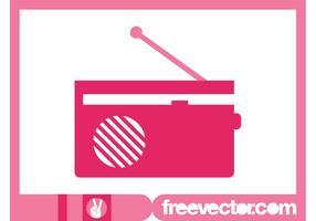 Radio Icon Graphics