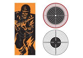 Gráficos de metas de tiro