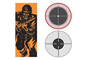 Objetivos de disparo Gráficos